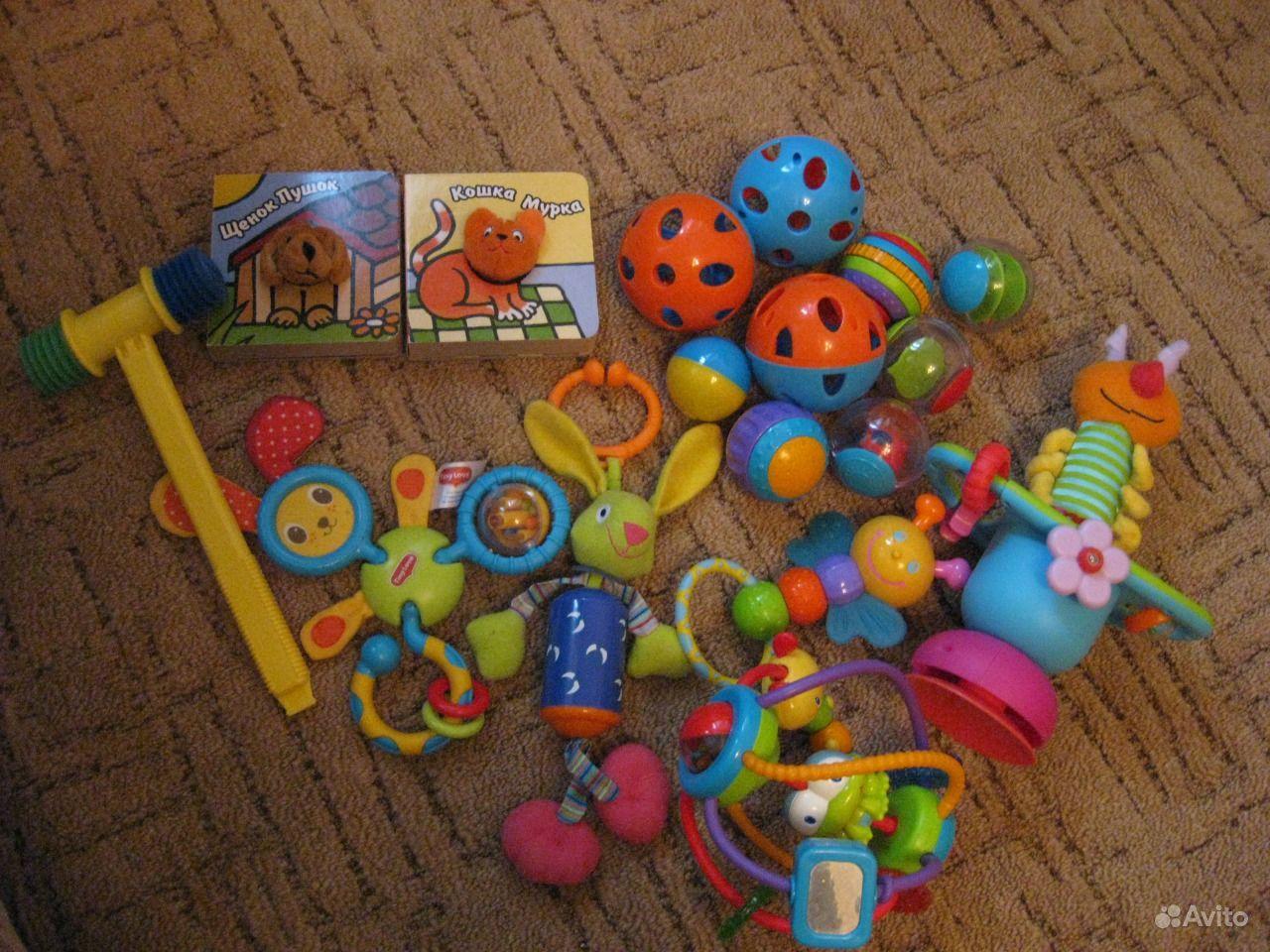 Фото развивающих игрушек для детей до года