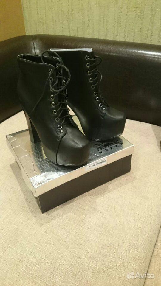 Классическая осенне-весенняя обувь
