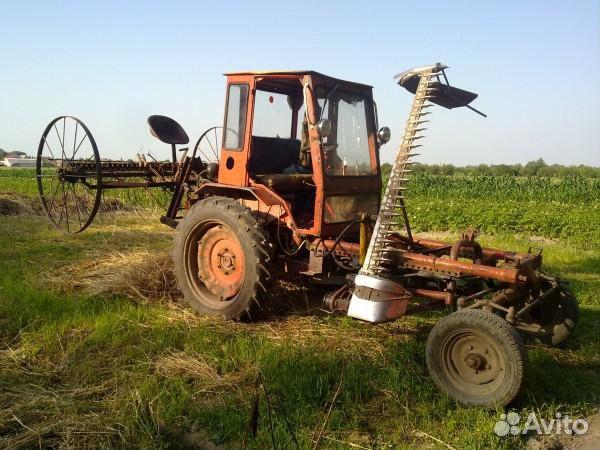 Трактор т 25 навесное оборудование своими руками видео