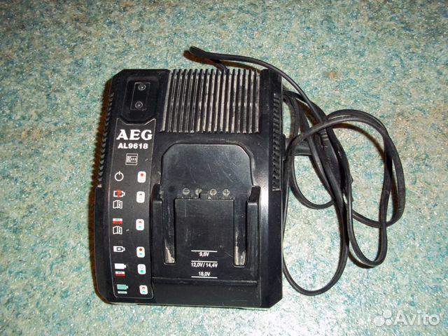 Зарядное устройство AEG AL9618