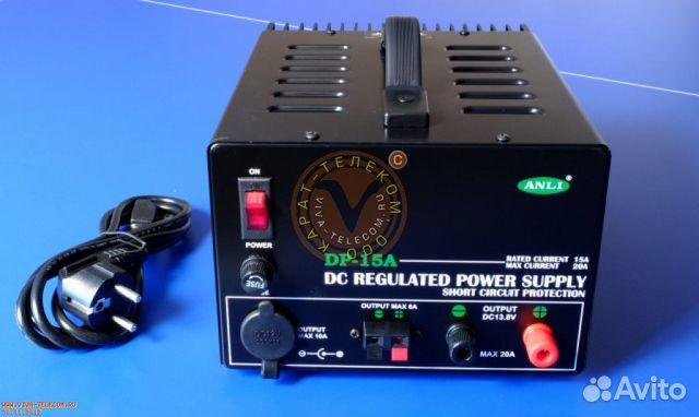 блок питания anli DP-15A