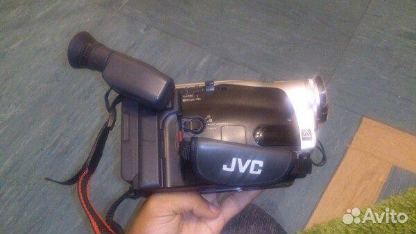 Видеокамера JVC Super VHS