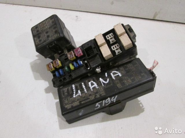 Suzuki Liana 2001-2008 Блок