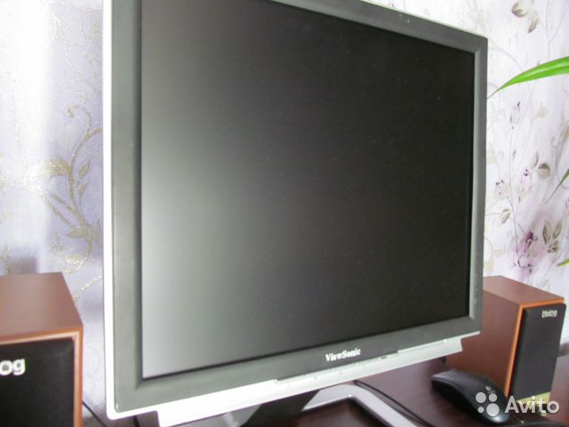 ЖК монитор Viewsonic VX724 17