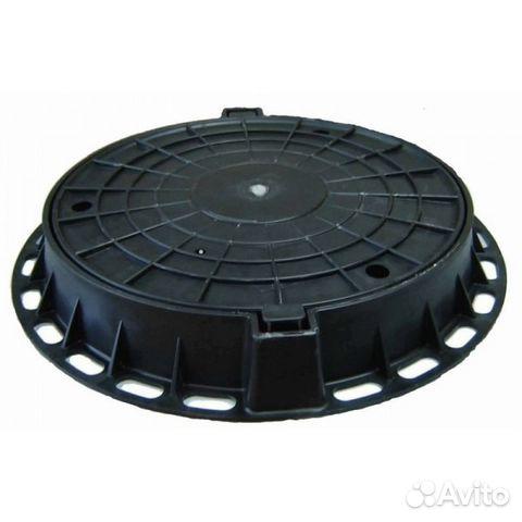 Люки канализационные круглые и квадратные 89601112105 купить 1
