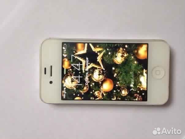 Купить смартфон Apple iPhone 4S 32Gb — выгодные