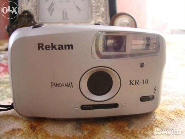 Фотоаппарат Rekam kr-10 89535350082 купить 1