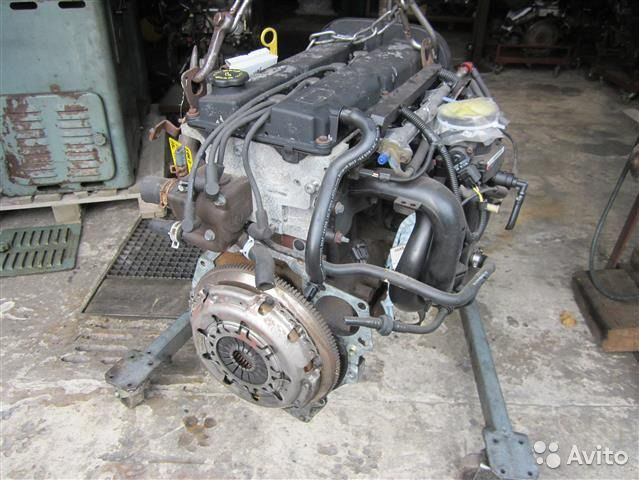 Двигатель для форд 1.8 дизель