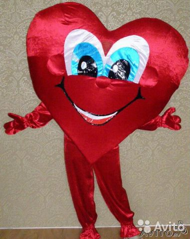 Ростовая кукла сердце как сшить