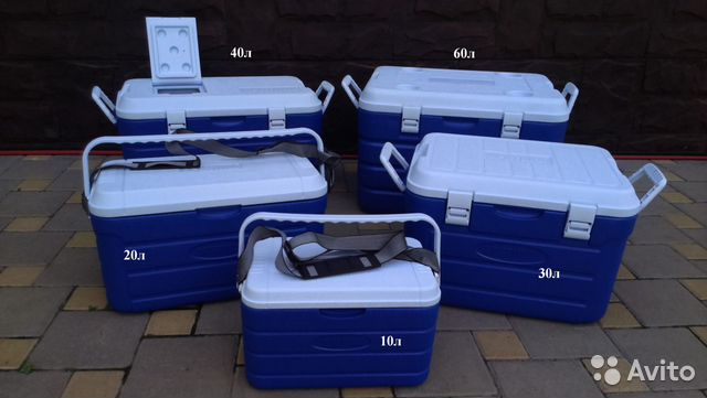 Изотермические контейнеры для рыбалки своими руками 27