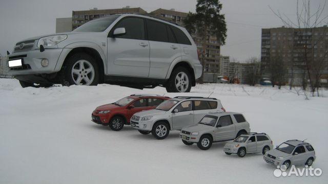 Driveline for Toyota RAV4 1999-2009