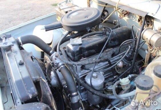 Характеристики двигателя 402 на уаз