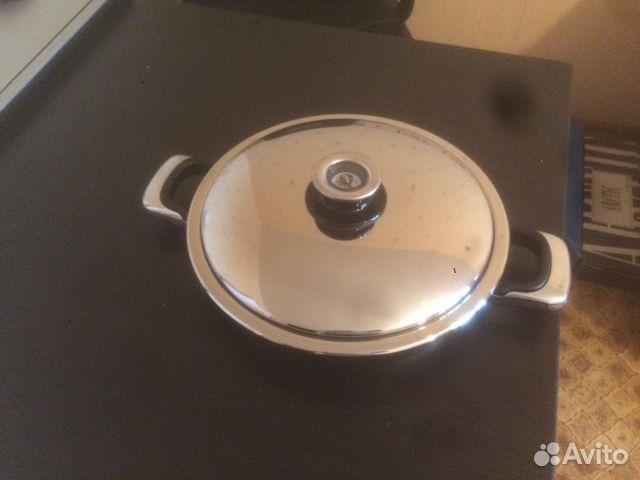 Сковорода гриль цептер