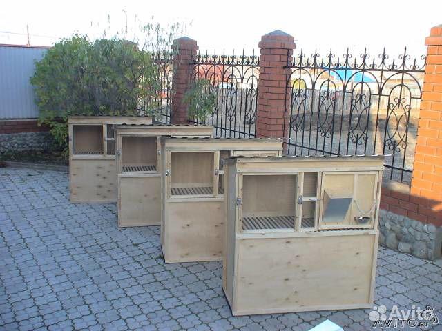 В продаже Кролики и Клетки для кроликов уличные деревянные по доступной цене c комментариями пользователей и...