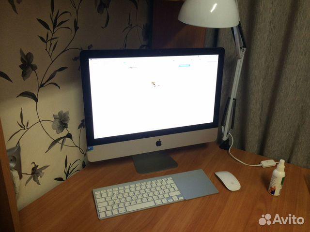 Продам iMac 21