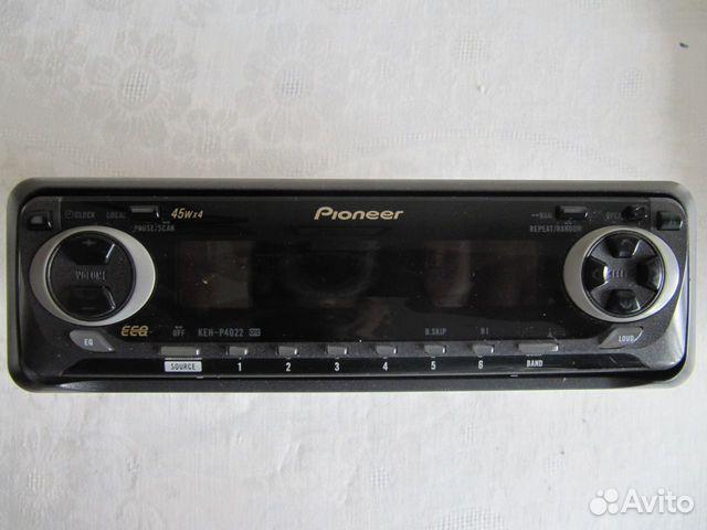 Pioneer KEH-P4022 — фотография