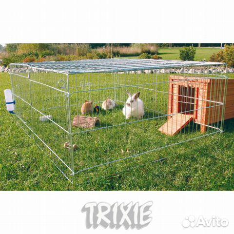 Загон для кроликов картинки