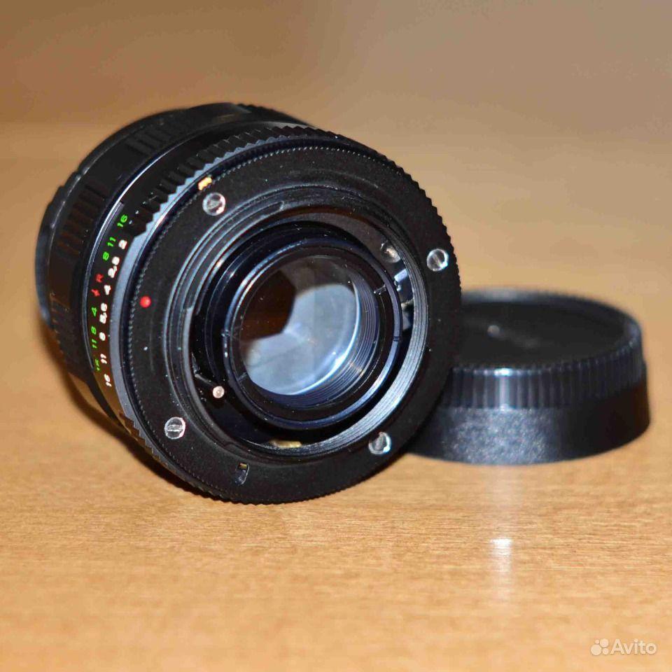 Гелиос 44М-4 Install Nikon - YouTube