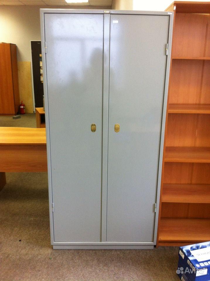 Шкаф металлический для документов б/у