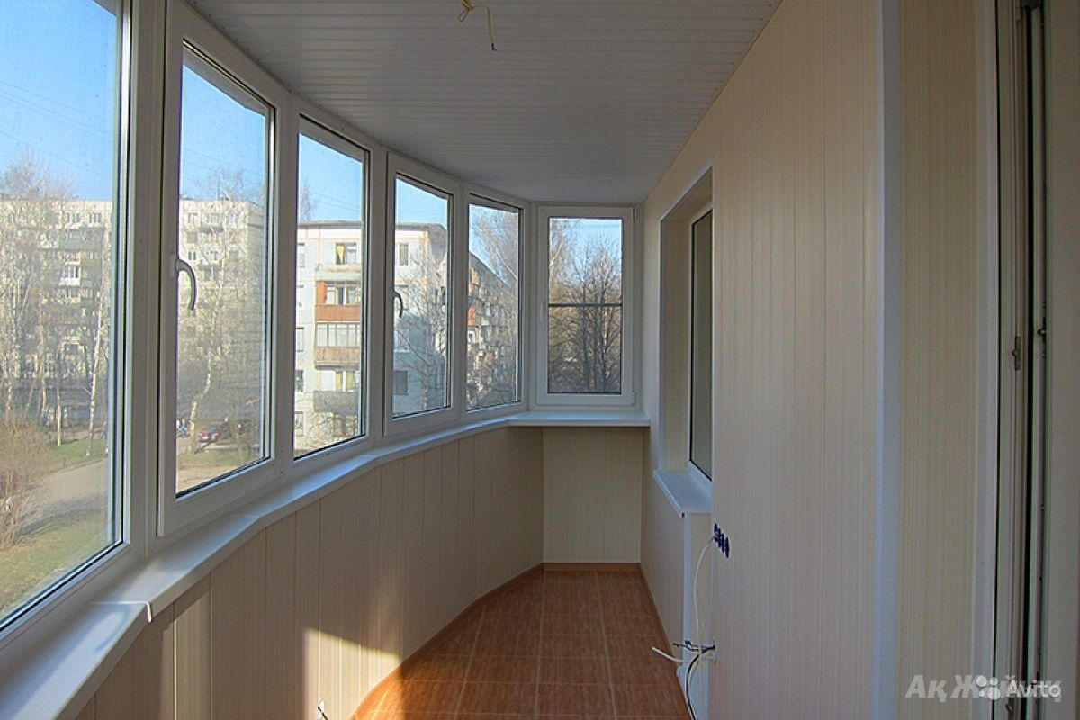Виды панелей для балконов..