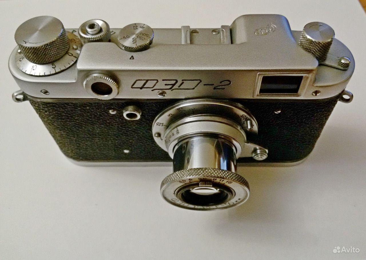 Сравнение фотоаппаратов фэд