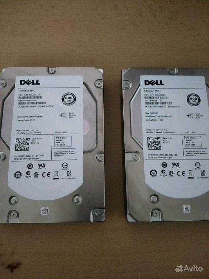 Dell Seagate IronMan 2.5 SAS 64Bit