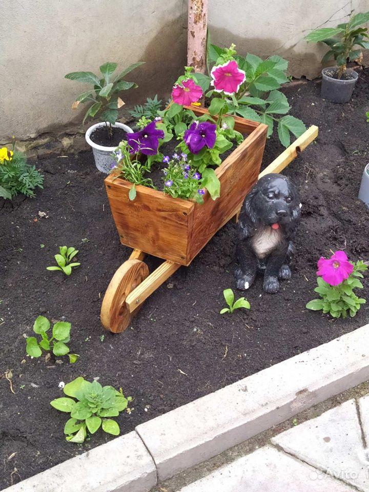 Горшок для цветов декоративный купить на Зозу.ру - фотография № 2