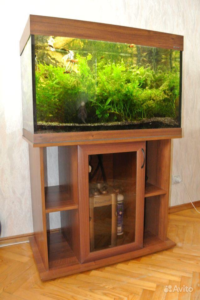 Продам аквариум AquaPlus PRO170 + ориг. подставка купить на Зозу.ру - фотография № 1