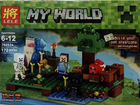 Конструктор lele My World (mini craft) N79252А
