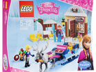 Lego Disney Princess 41066 Анна и Кристоф в санях
