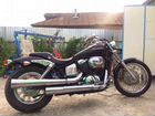 Продам мотоцикл Honda Shadow VT400