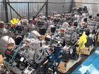Двигатель ЗИЛ 130, 131, 375(урал)