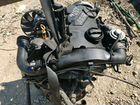 Двигатель Volkswagen Passat B+ 1.9 TDI AWX