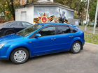Ford Focus 1.6МТ, 2006, 207000км