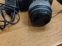 Зеркальный фотоаппарат sony