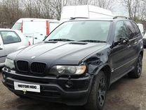 BMW X5 E53 2000-2007 бмв X5 E53 2000-2007