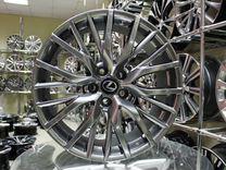 Новые диски на Lexus RX NX, Toyota R19 5*114.3