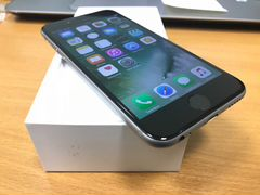 iPhone 6 64gb black (черный) рст