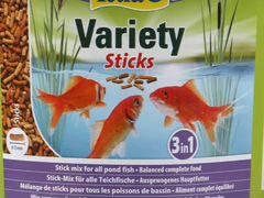 Корм для рыб, 1 л