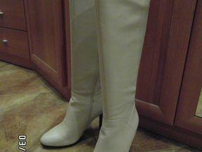 Новые женские сапоги, демисезонные. 40 размер