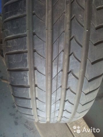 Goodyear EfficientGrip 195/65R15— фотография №1