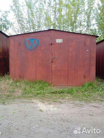 Металлический гараж авито тюмень бетонный гараж купить в спб
