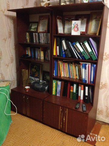 Книжные шкафы купить в краснодарском крае на avito - объявле.