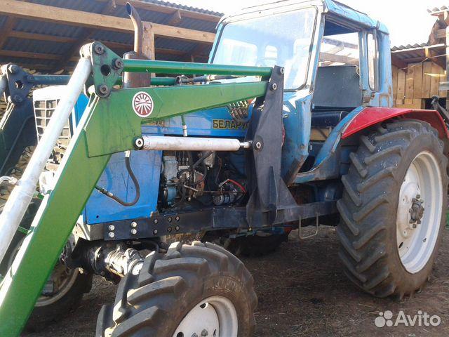 Купить трактор МТЗ 82.1 в Иркутской области. Б/У или новый.