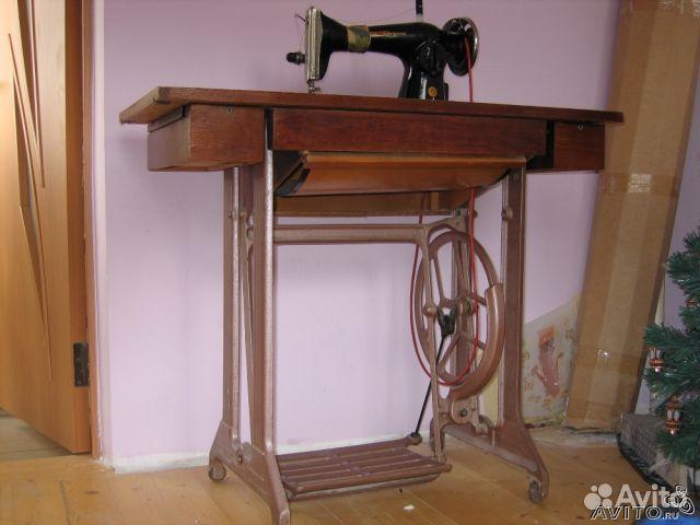 Скачать авито е объявление швейная машина