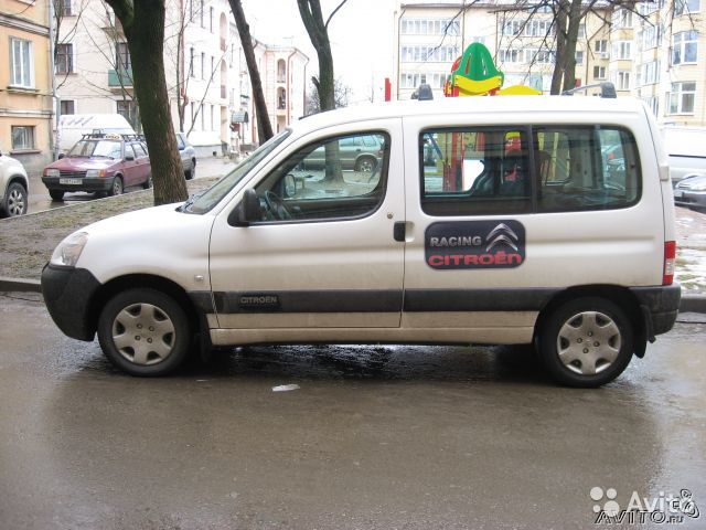 Citroen Berlingo, 2007