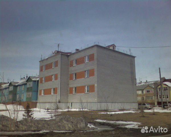 Продается трехкомнатная квартира за 7 000 000 рублей. г Салехард, ул Губкина, д 9.