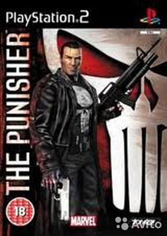The Punisher Каратель. Special Edition (PS2)— фотография №1