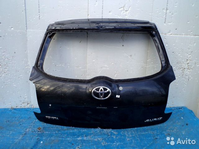 дверь Toyota Аурис #10