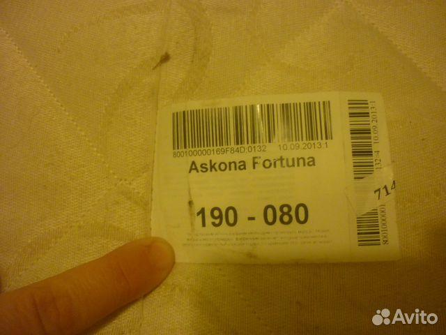 Матрас аскона фортуна